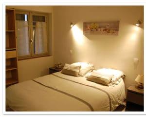La chambre Béthanie à Rennes le château, description de la chambre
