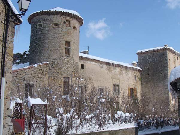 Rennes le château patrimonio cultural