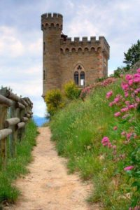 Tour Magdala Rennes le chateau